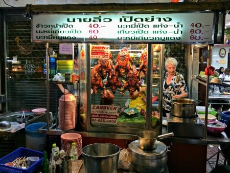 Bangkok food tour